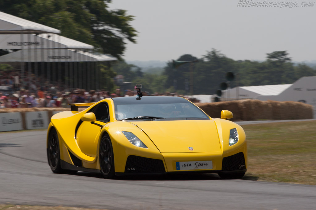 GTA Spano    - 2013 Goodwood Festival of Speed