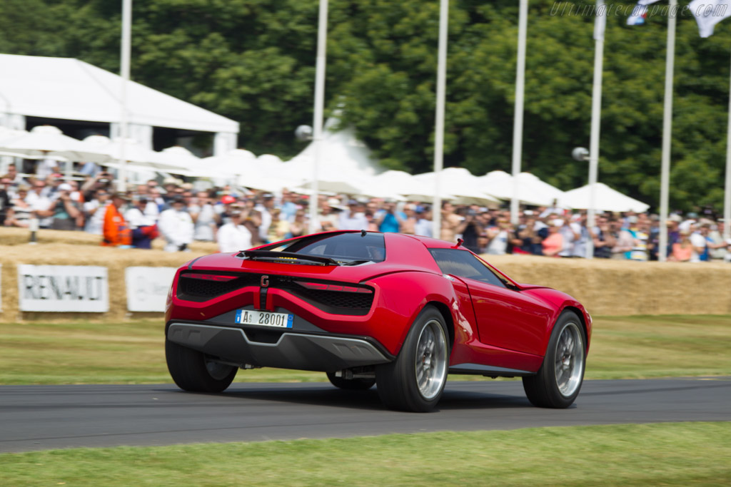 Giugiaro Parcour    - 2013 Goodwood Festival of Speed