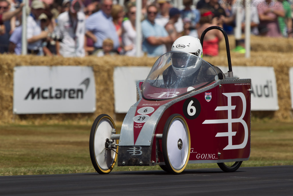 Going .. Going .. Gone    - 2013 Goodwood Festival of Speed