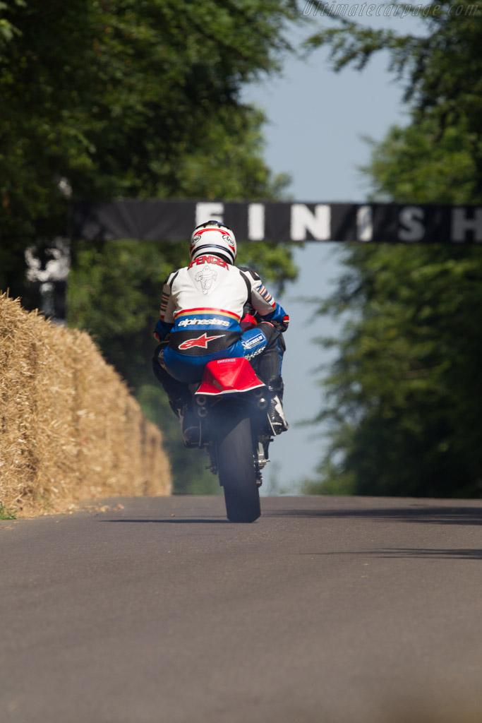 Honda NSR500  - Driver: Freddie Spencer  - 2013 Goodwood Festival of Speed