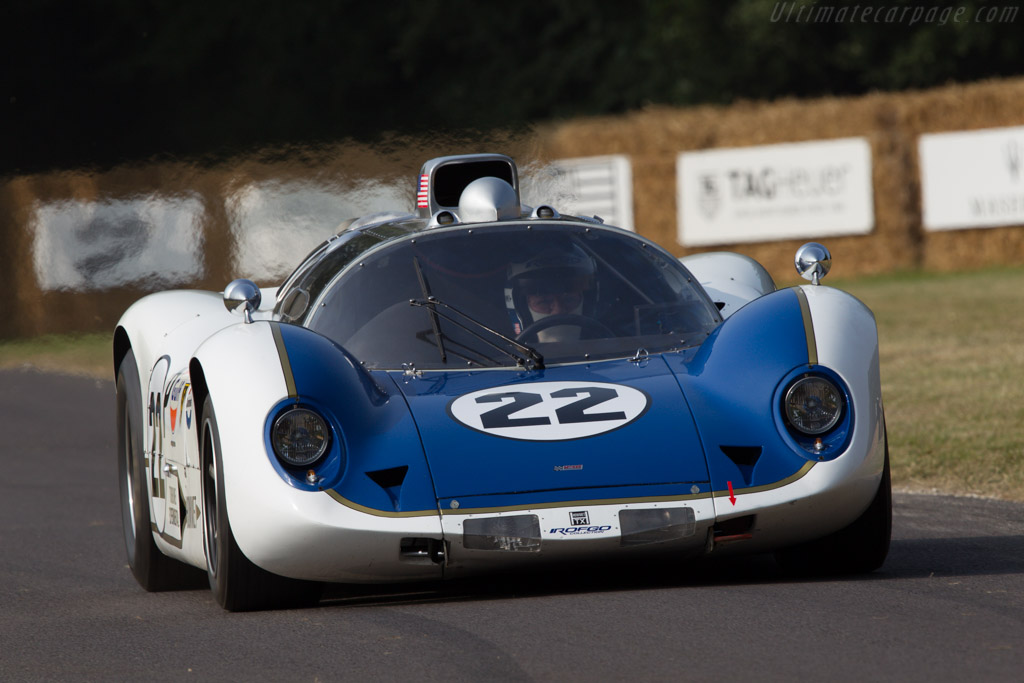 Howmet TX - Chassis: 002 - Entrant: Rofgo Collection - Driver: John Bright  - 2013 Goodwood Festival of Speed
