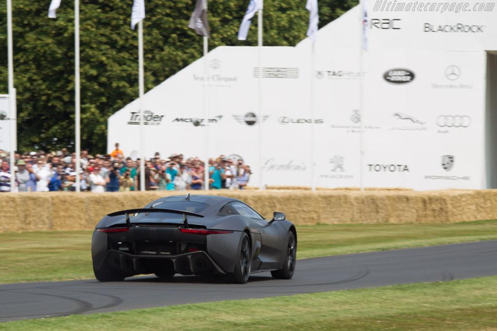 Jaguar C-X75    - 2013 Goodwood Festival of Speed