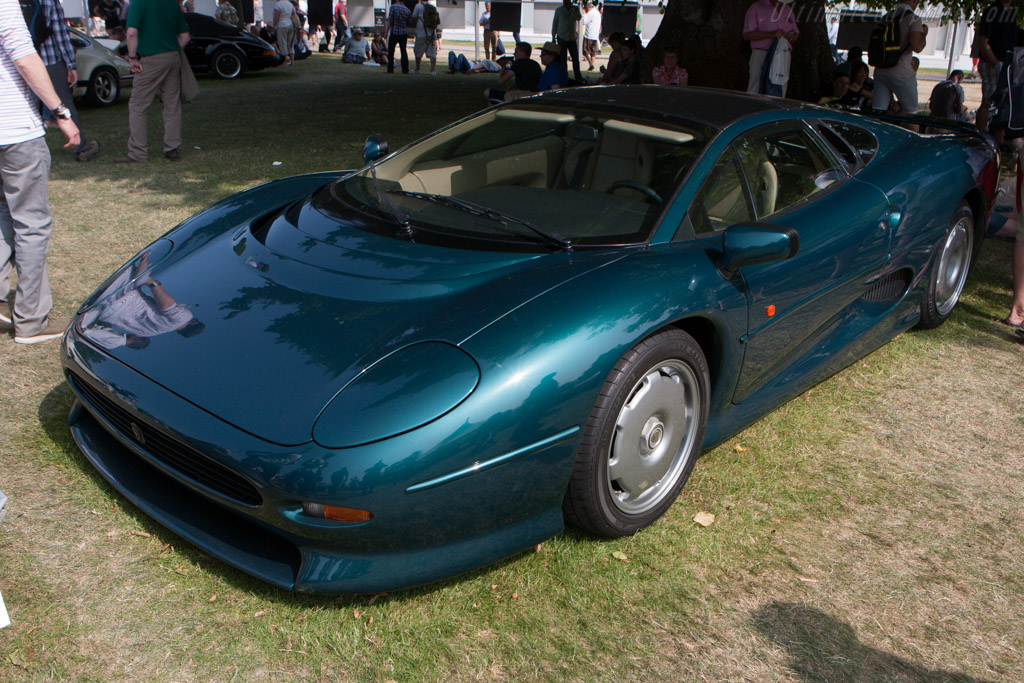 Jaguar XJ220  - Entrant: Don Law Racing  - 2013 Goodwood Festival of Speed
