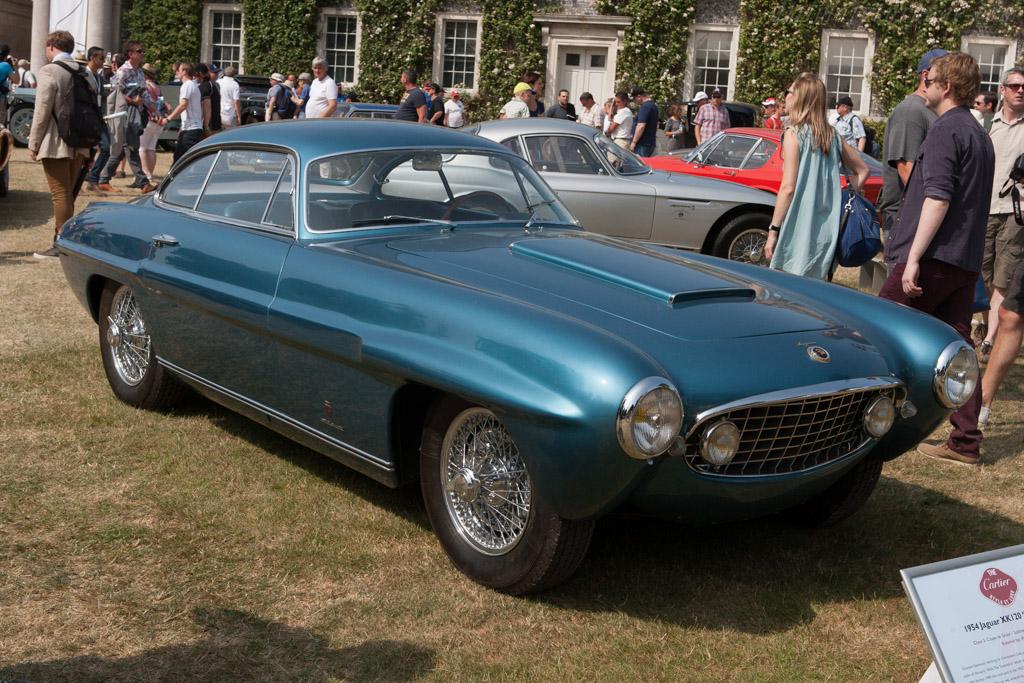 Jaguar XK120 Supersonic Coupe - Chassis: 675090 - Entrant: Michel Garcon  - 2013 Goodwood Festival of Speed