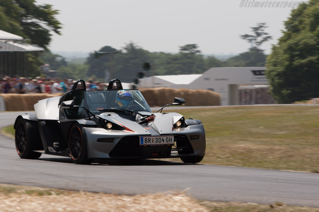 KTM X-Bow GT    - 2013 Goodwood Festival of Speed