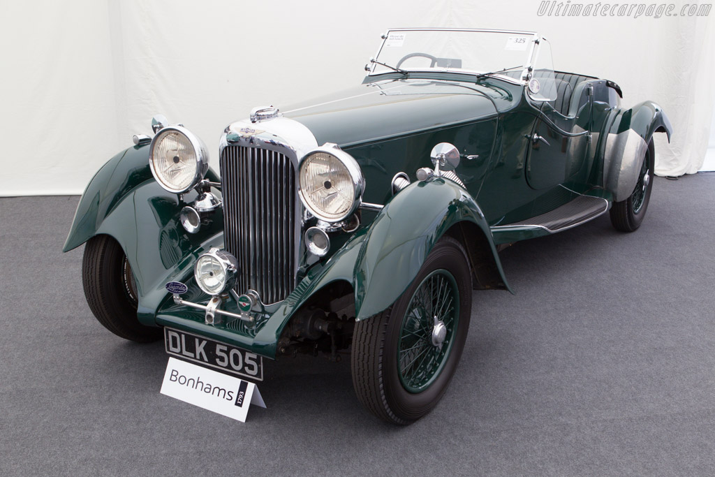 Lagonda LG45 Rapide - Chassis: 12171/R   - 2013 Goodwood Festival of Speed