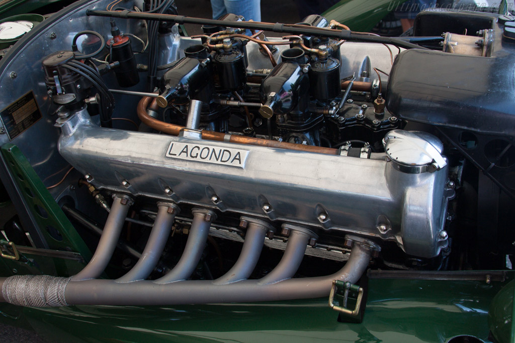 Lagonda V12 Le Mans - Chassis: 14089 - Entrant: The Louwman Museum  - 2013 Goodwood Festival of Speed