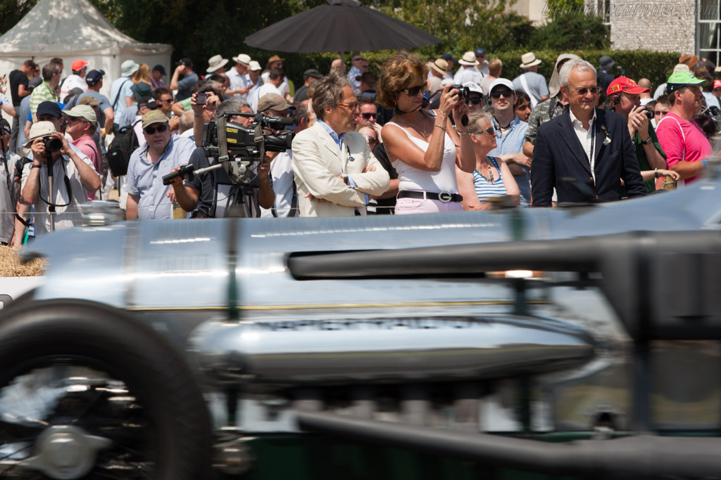 Lord March    - 2013 Goodwood Festival of Speed