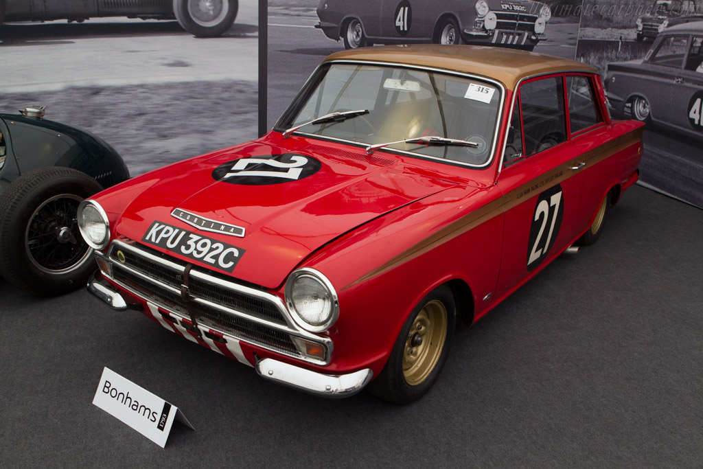 Lotus Cortina - Chassis: BA74EU59019   - 2013 Goodwood Festival of Speed