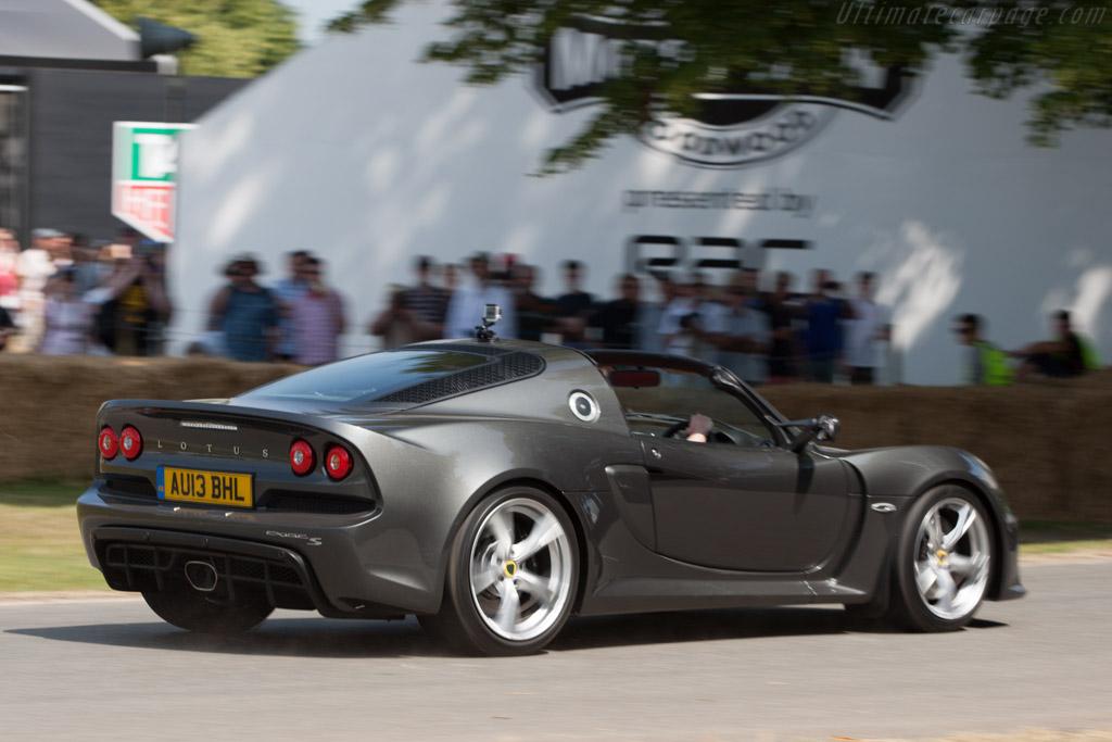 Lotus Exige S Roadster    - 2013 Goodwood Festival of Speed