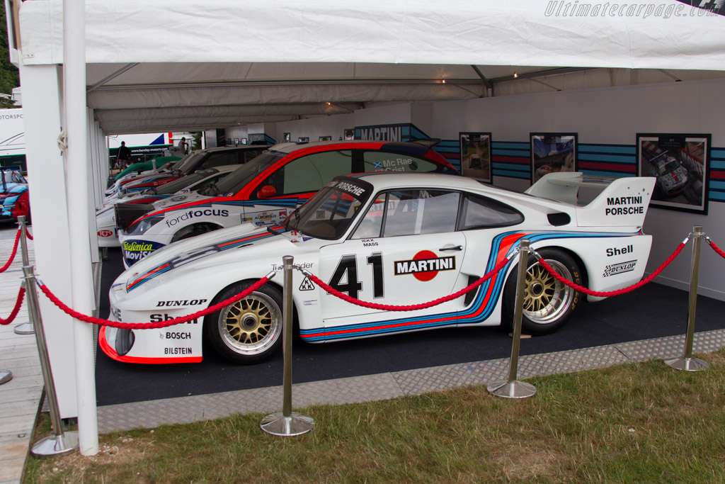 Martini Racing - Chassis: 935 - 005   - 2013 Goodwood Festival of Speed