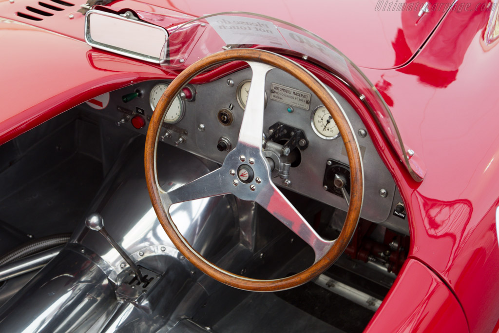 Maserati 300S - Chassis: 3053   - 2013 Goodwood Festival of Speed