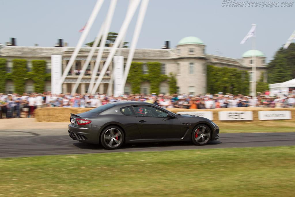 Maserati GranTurismo MC Stradale    - 2013 Goodwood Festival of Speed