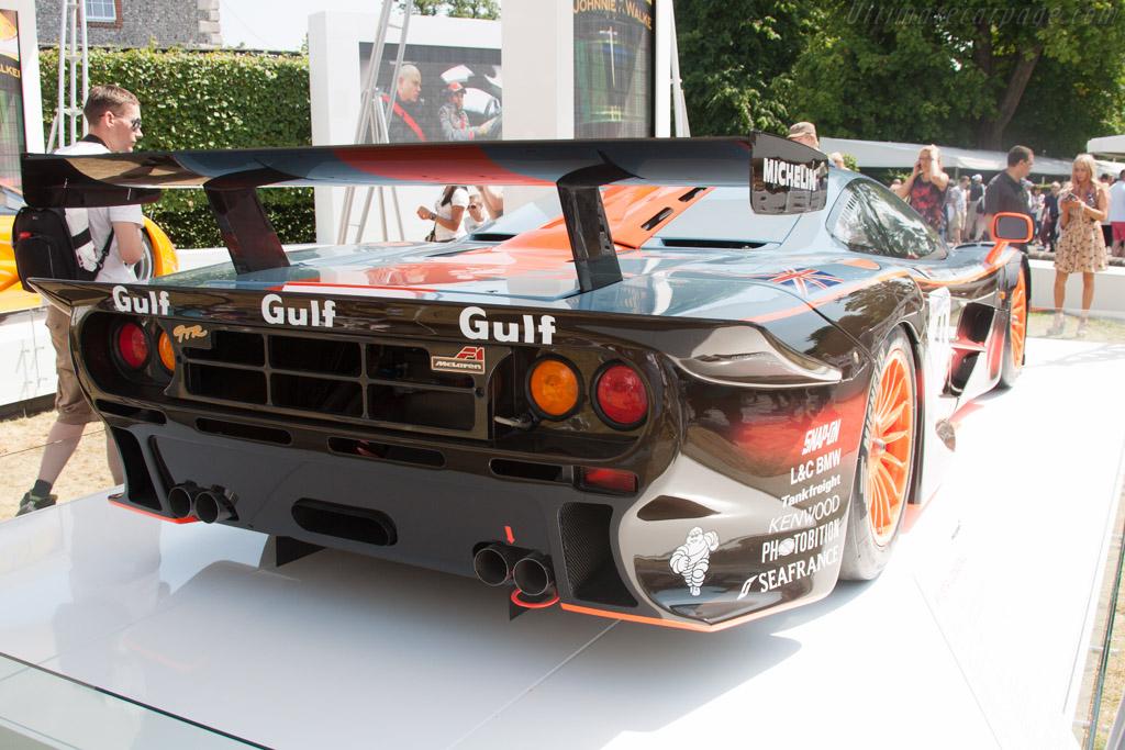 McLaren F1 GTR Longtail - Chassis: 20R - Entrant: McLaren International  - 2013 Goodwood Festival of Speed