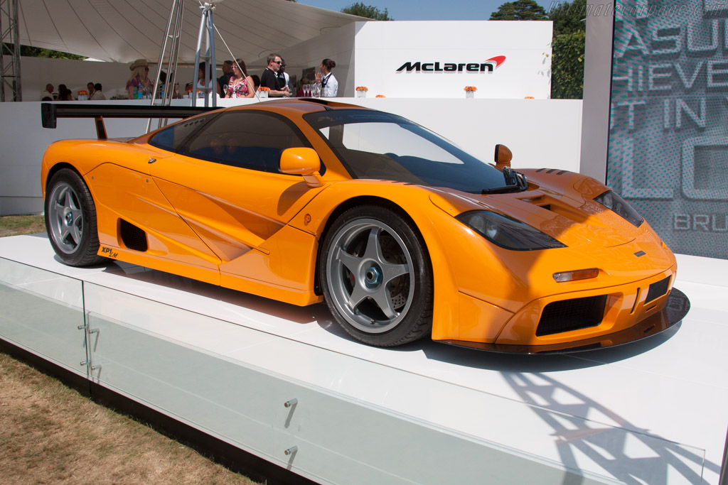 McLaren F1 LM - Chassis: XP1LM - Entrant: McLaren International  - 2013 Goodwood Festival of Speed