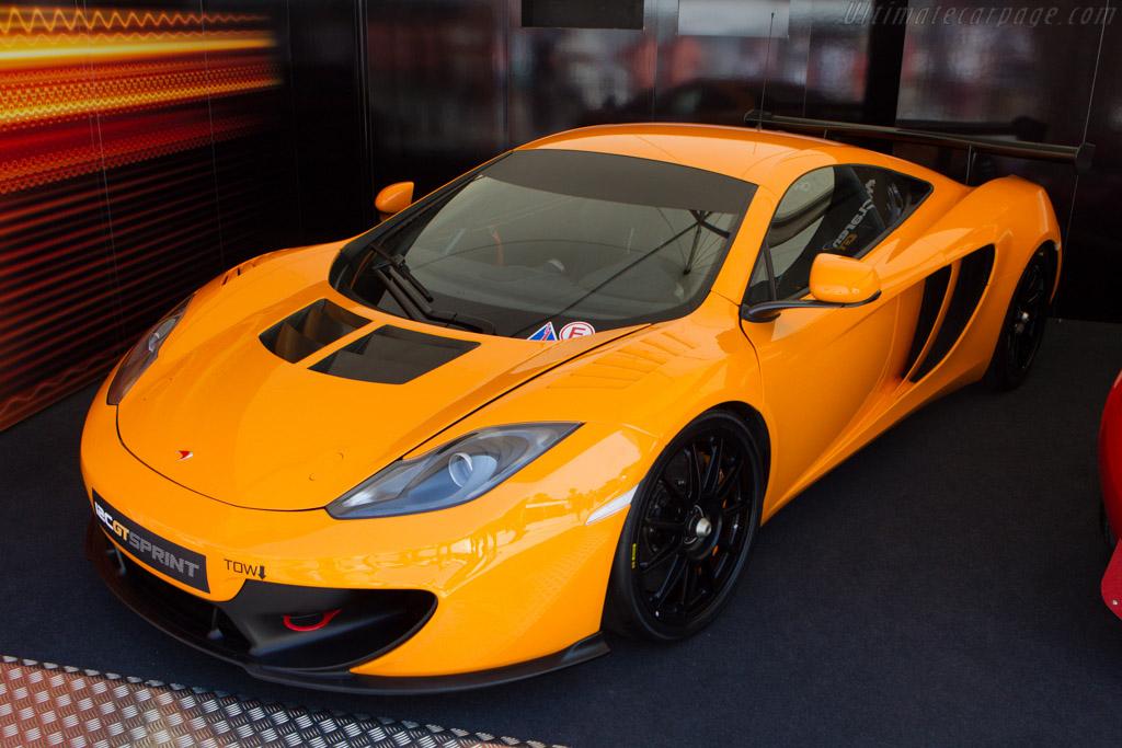 McLaren MP4-12C Sprint GT    - 2013 Goodwood Festival of Speed