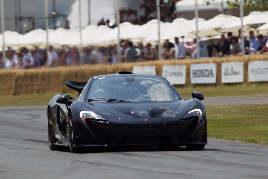 McLaren P1 - Chassis: VP4   - 2013 Goodwood Festival of Speed