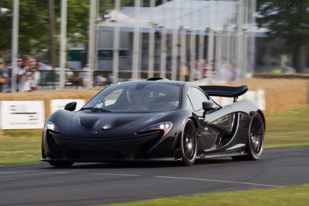 McLaren P1    - 2013 Goodwood Festival of Speed