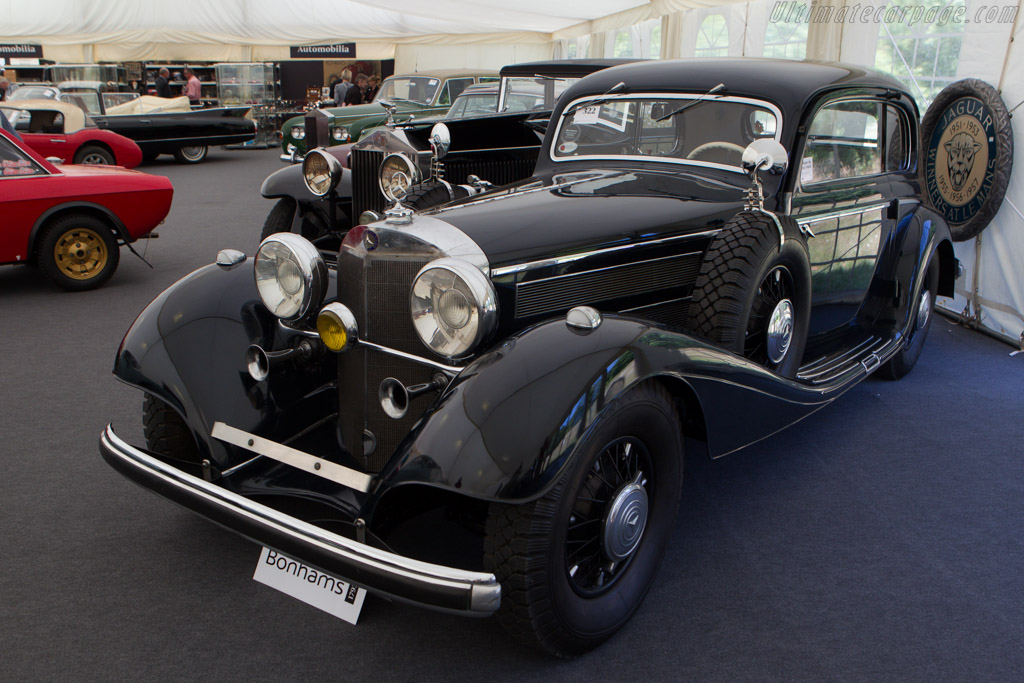 Mercedes-Benz 540K Sports Saloon - Chassis: 169341   - 2013 Goodwood Festival of Speed