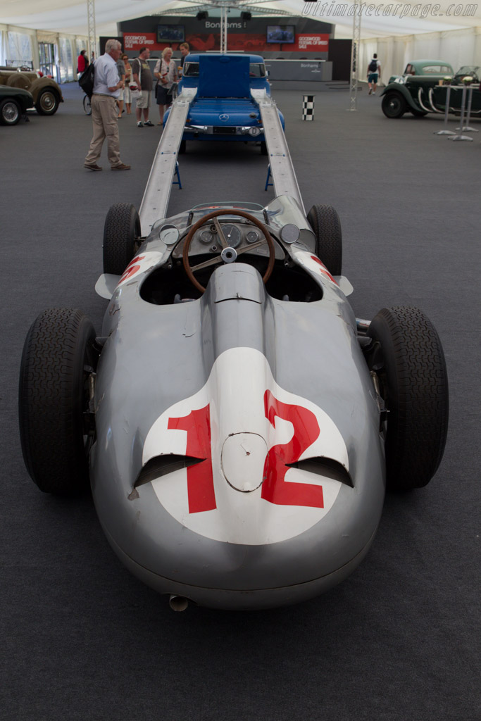 Mercedes-Benz W196 - Chassis: 000 06/54   - 2013 Goodwood Festival of Speed