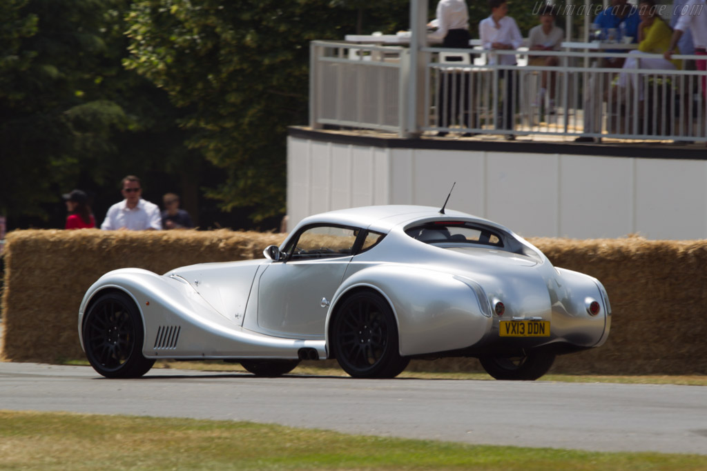 Morgan Aerosport    - 2013 Goodwood Festival of Speed