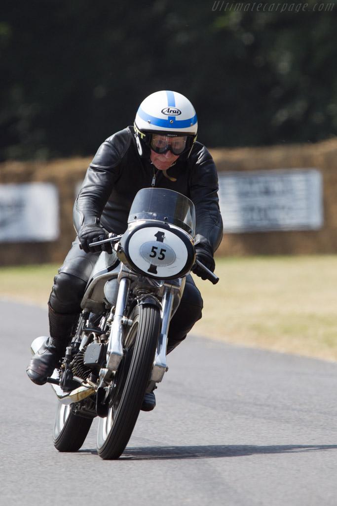 Norton F-Type Prototype  - Driver: John Surtees  - 2013 Goodwood Festival of Speed