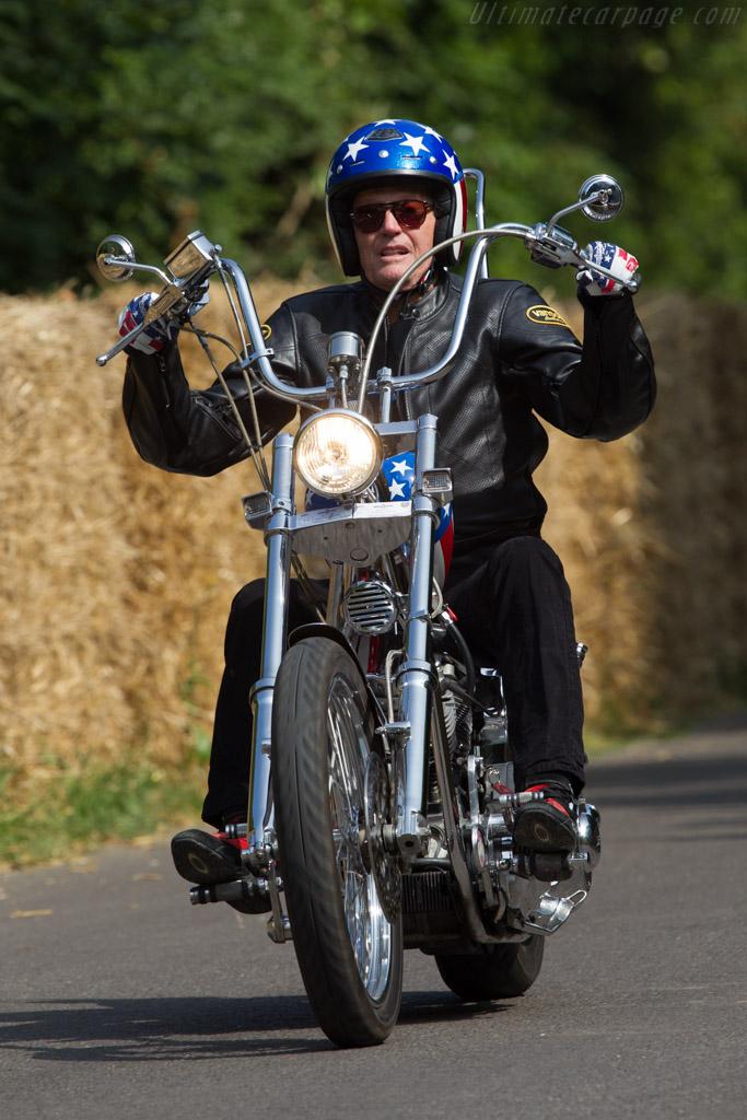 Peter Fonda    - 2013 Goodwood Festival of Speed