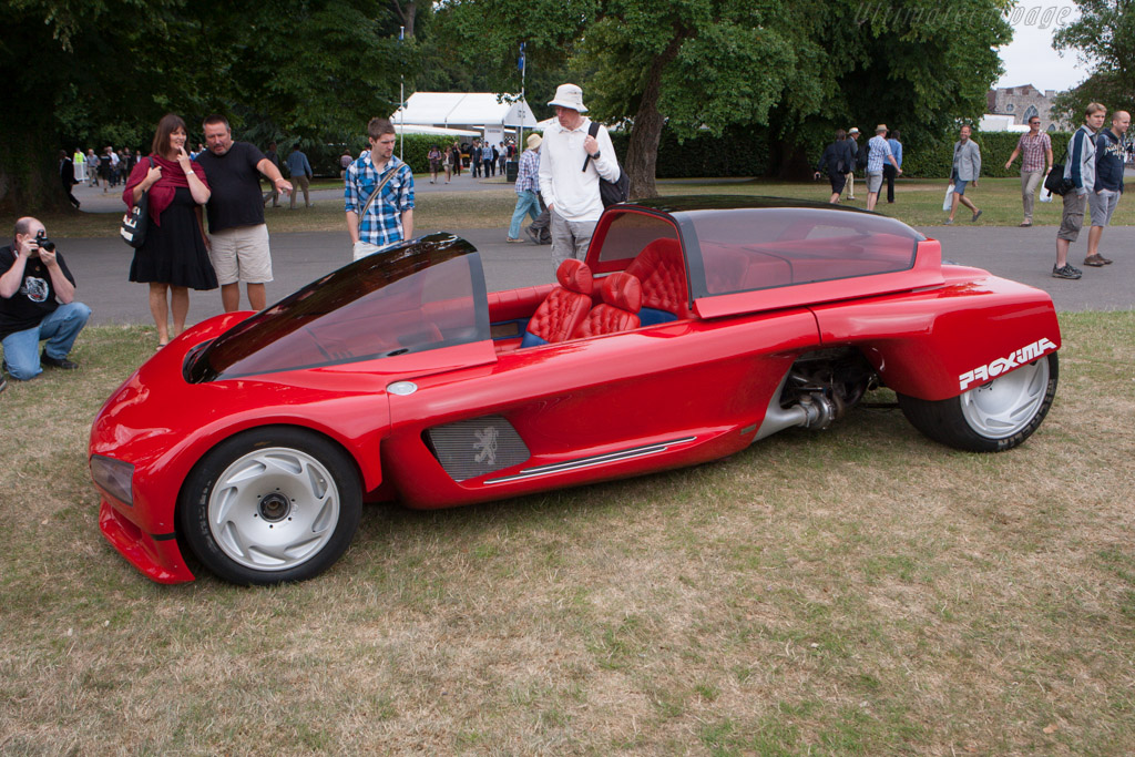 Peugeot Proxima  - Entrant: Musee d'Aventure Peugeot  - 2013 Goodwood Festival of Speed