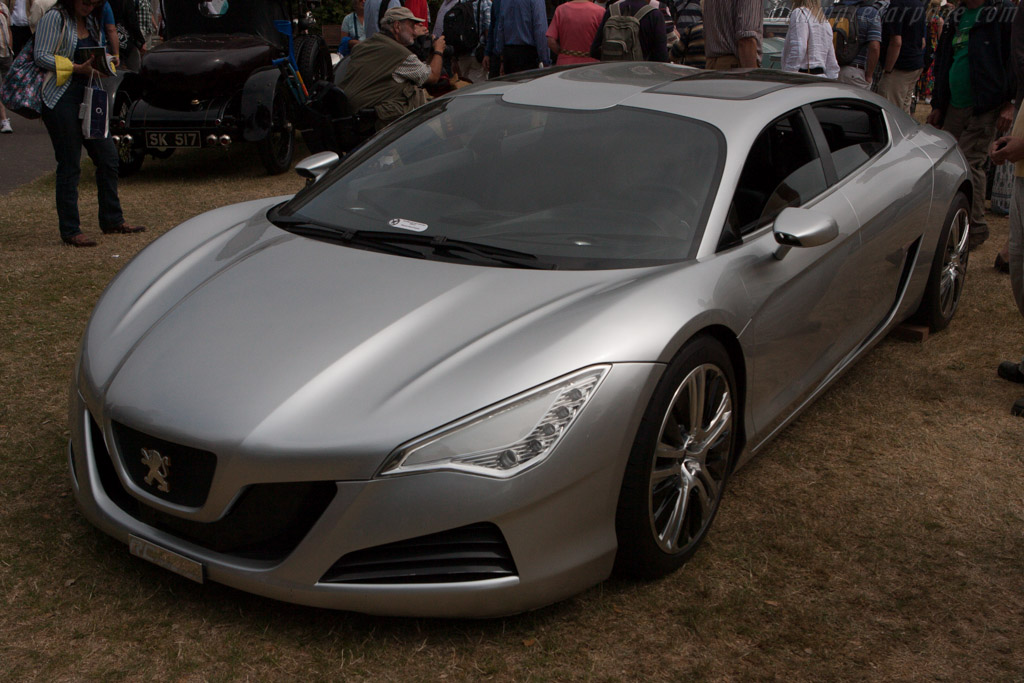 Peugeot RC HYMotion4  - Entrant: Musee d'Aventure Peugeot  - 2013 Goodwood Festival of Speed