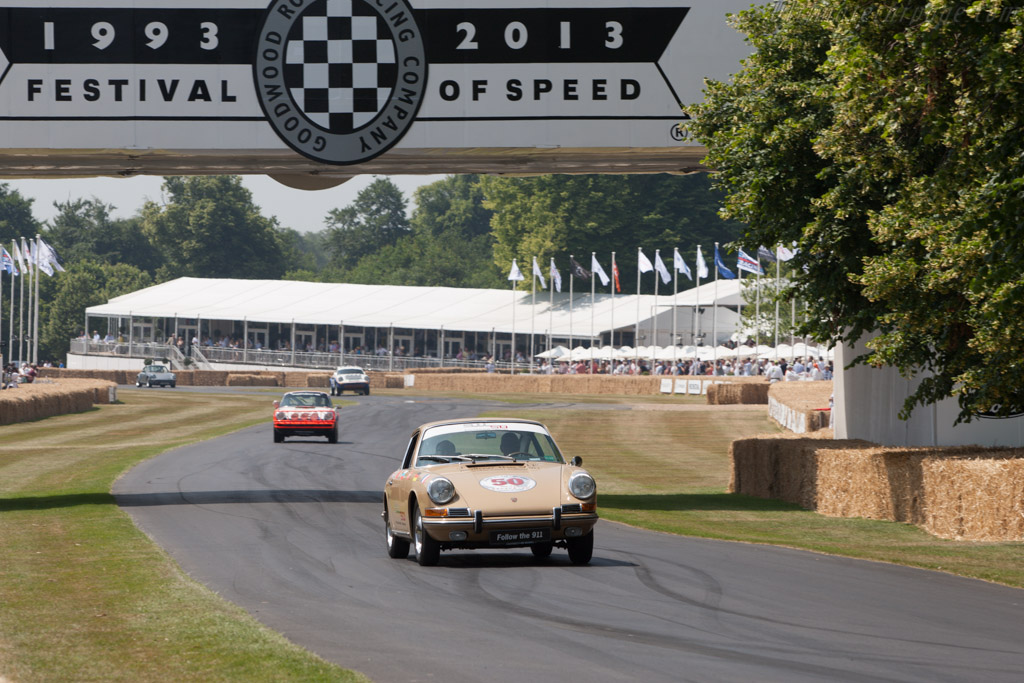 Porsche 911    - 2013 Goodwood Festival of Speed
