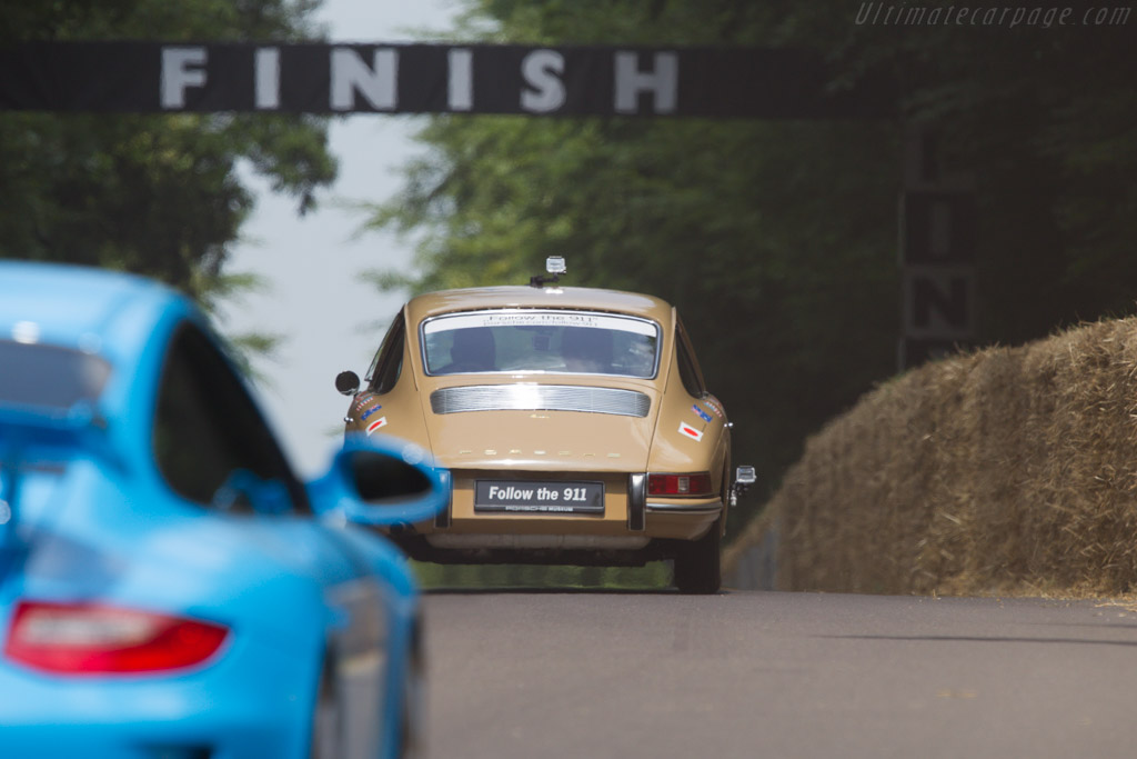 Porsche 911    - 2013 Goodwood Festival of Speed