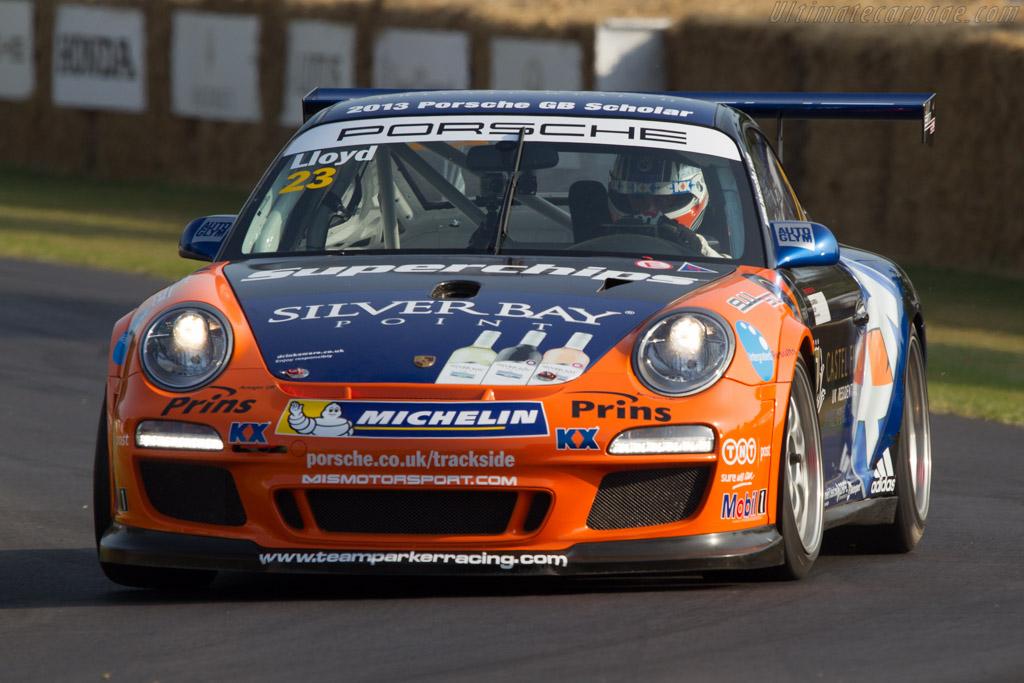 Porsche 911 Cup    - 2013 Goodwood Festival of Speed