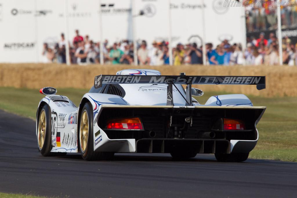 Porsche 911 GT1 '98 - Chassis: GT1/98-003 - Entrant: Porsche Museum - Driver: Hans Joachim Stuck  - 2013 Goodwood Festival of Speed