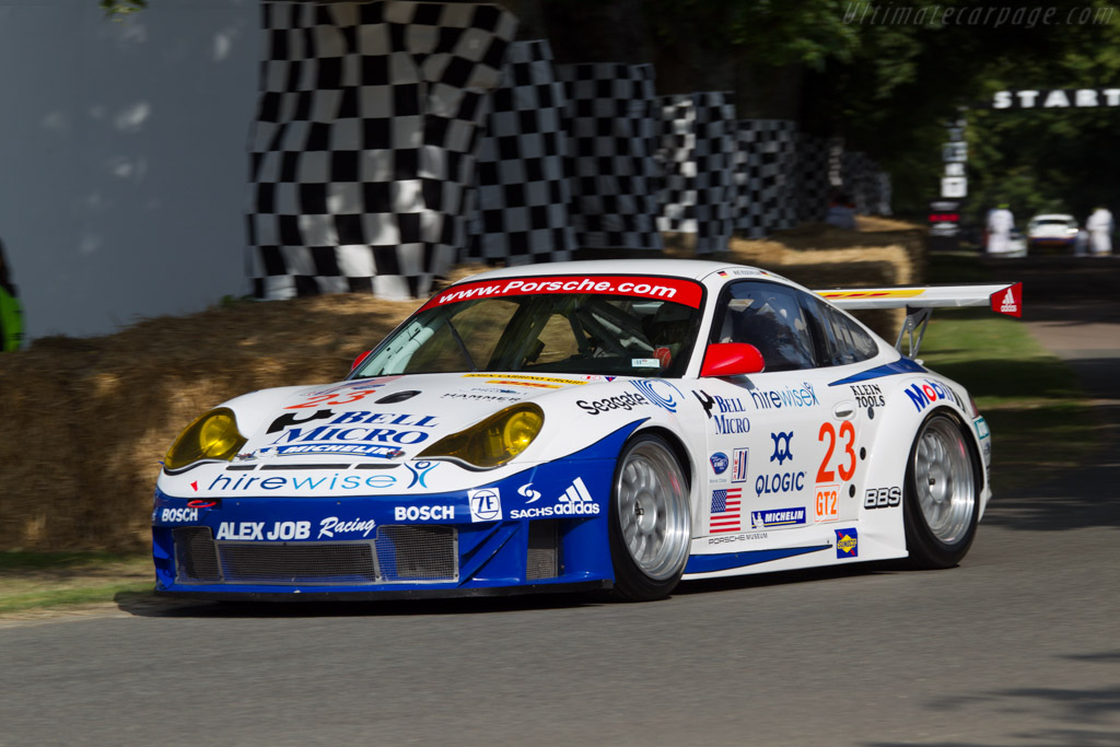Porsche 911 GT3 RSR    - 2013 Goodwood Festival of Speed