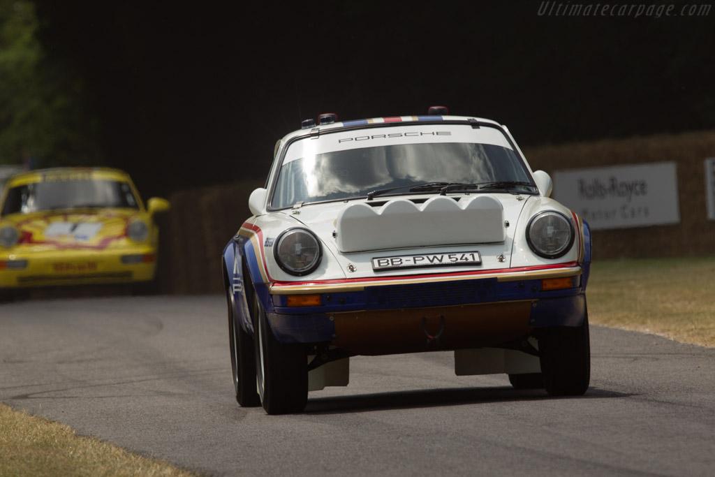 Porsche 911 SC Paris-Dakar    - 2013 Goodwood Festival of Speed
