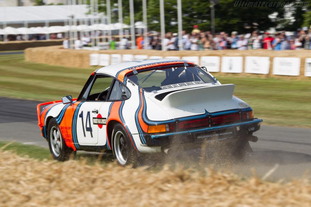 Porsche 911 SC Safari    - 2013 Goodwood Festival of Speed