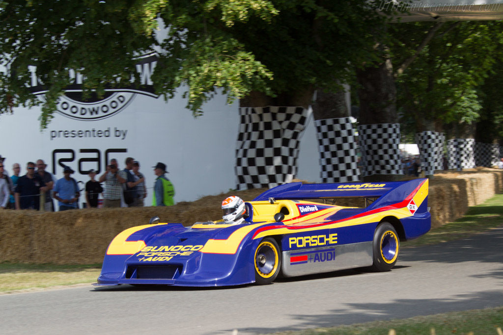 Porsche 917/30 - Chassis: 917/30-002 - Entrant: Porsche Museum - Driver: Adrian Sutil  - 2013 Goodwood Festival of Speed
