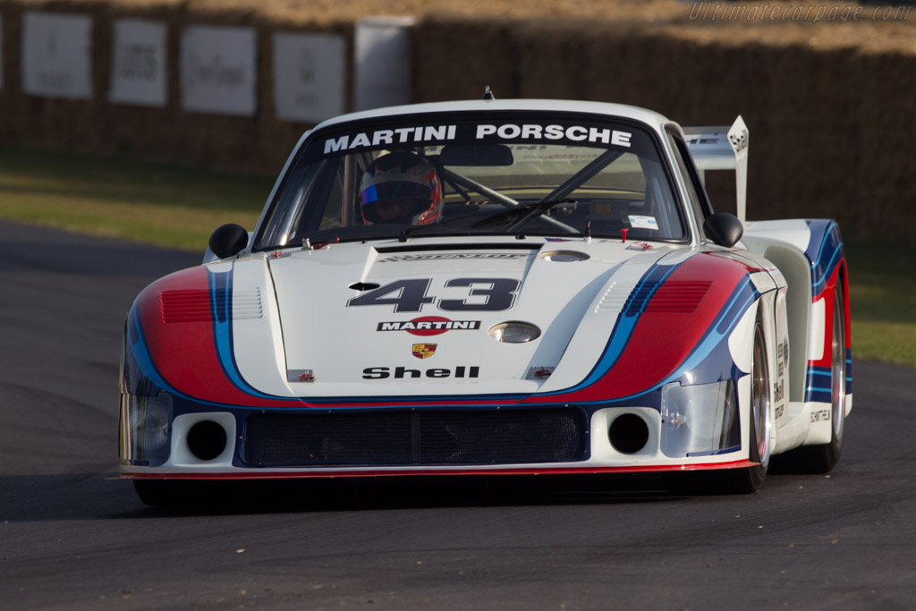 Porsche 935/78 Moby Dick - Chassis: 935-006 - Entrant: Porsche Museum - Driver: Adrian Sutil  - 2013 Goodwood Festival of Speed