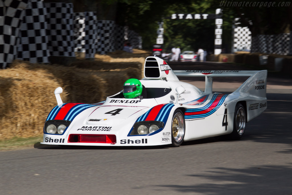 Porsche 936 - Chassis: 936-002 - Entrant: Porsche Museum - Driver: Henri Pescarolo  - 2013 Goodwood Festival of Speed