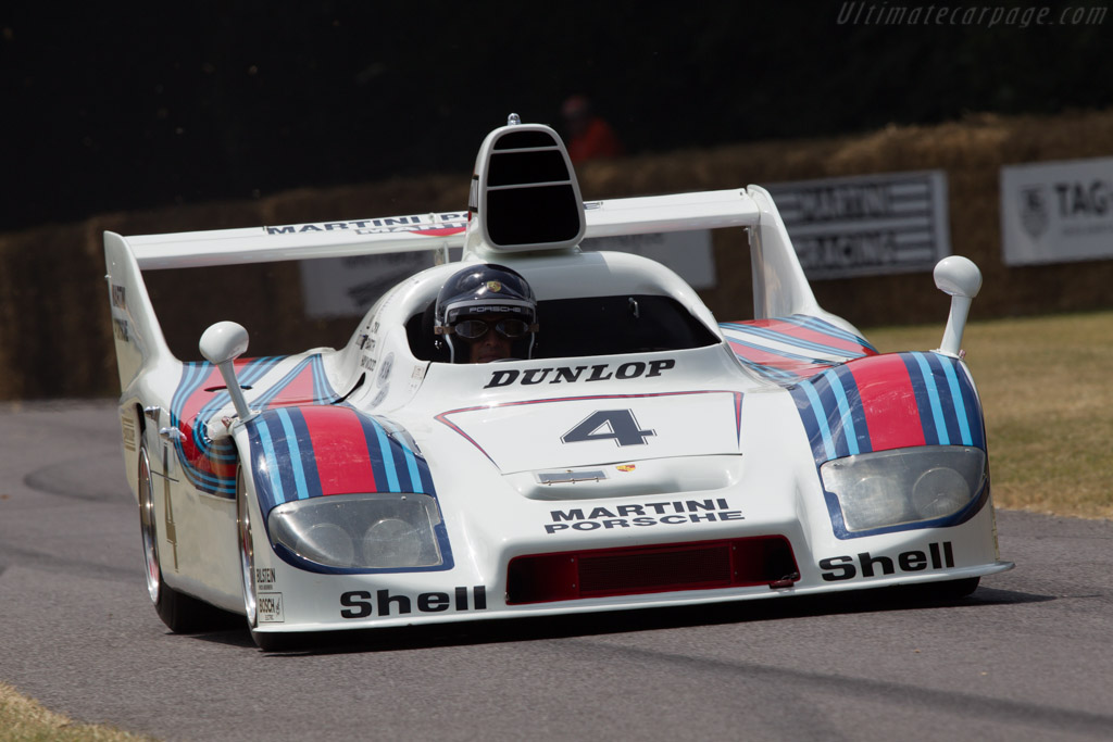 Porsche 936 - Chassis: 936-002 - Entrant: Porsche Museum - Driver: Jacky Ickx  - 2013 Goodwood Festival of Speed
