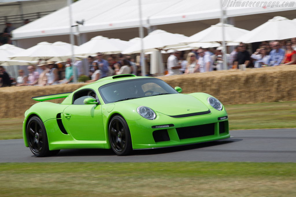 RUF CTR3    - 2013 Goodwood Festival of Speed