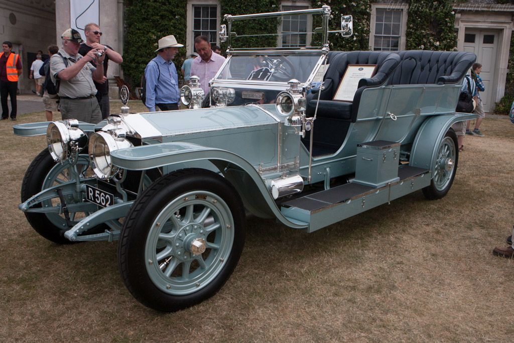 Rolls-Royce Silver Dawn - Chassis: 922 - Entrant: Robert Gaines-Cooper  - 2013 Goodwood Festival of Speed