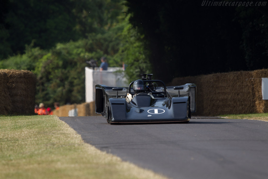 Shadow Mk1 Chevrolet - Chassis: 70-4 - Driver: Harm Lagaaij  - 2013 Goodwood Festival of Speed