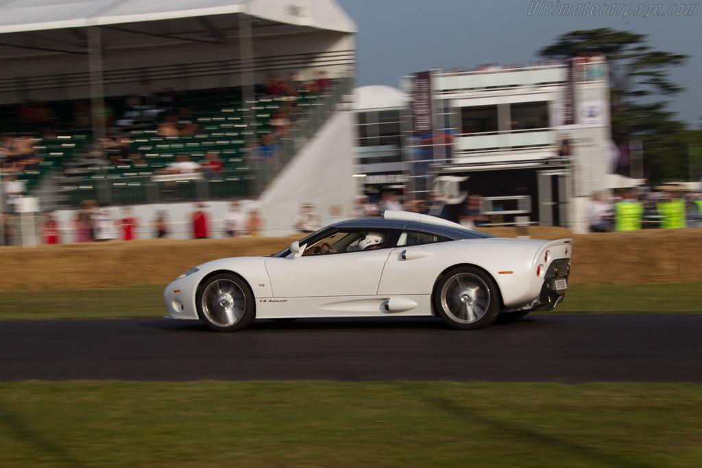 Spyker C8 Aileron    - 2013 Goodwood Festival of Speed