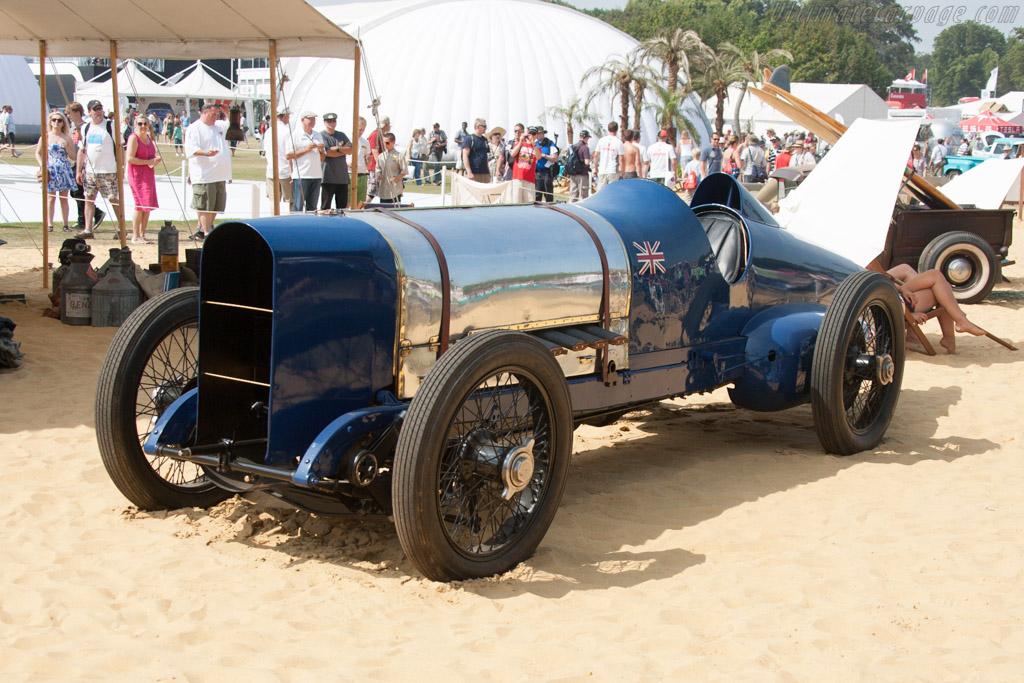 Sunbeam V12 - Chassis: 1 - Entrant: National Motor Museum  - 2013 Goodwood Festival of Speed