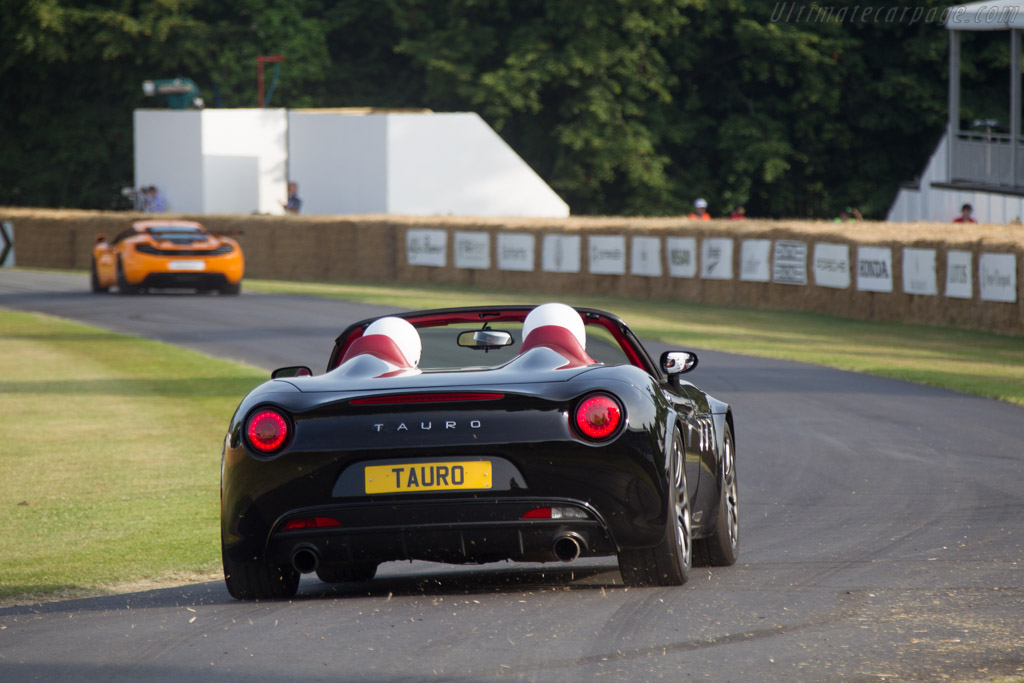 Tauro V8 Spider    - 2013 Goodwood Festival of Speed