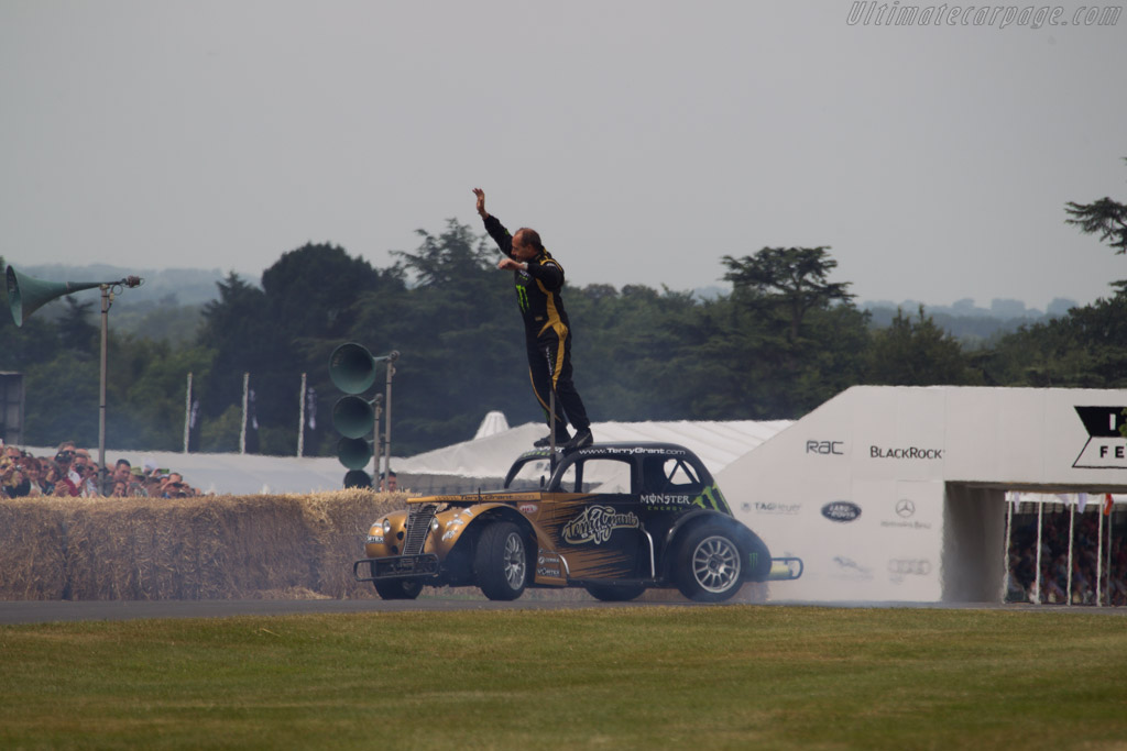 Terry Grant    - 2013 Goodwood Festival of Speed