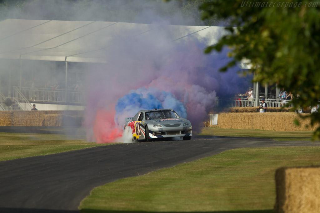 Toyota Camry  - Entrant: Red Bull UK - Driver: Patrick Friesacher  - 2013 Goodwood Festival of Speed
