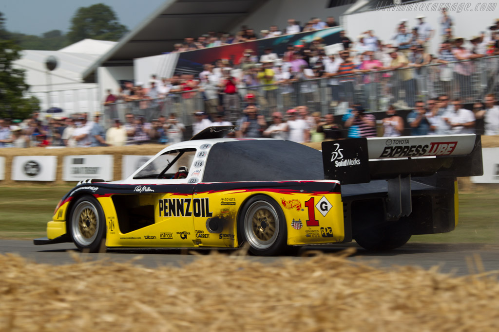 Toyota Tacoma Pikes Peak  - Driver: Rod Millen  - 2013 Goodwood Festival of Speed