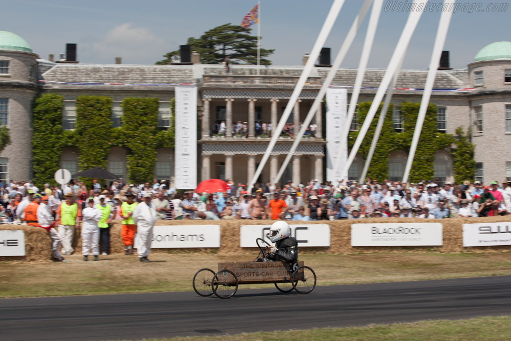 VSCC Grafton Flyer    - 2013 Goodwood Festival of Speed